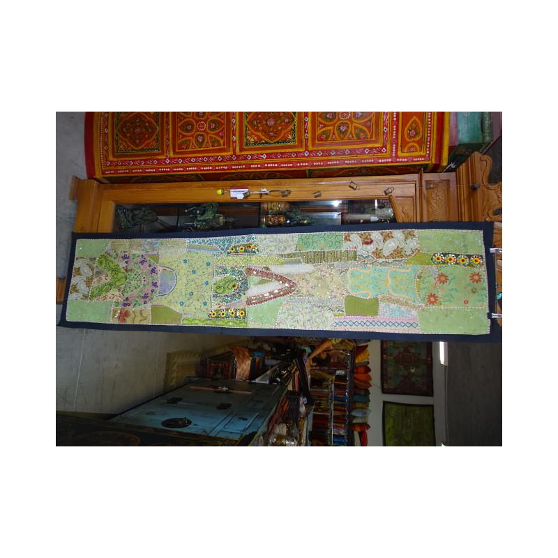 Bordo cuscino broccato taffettà (60x60)