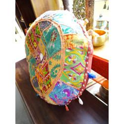 gestire angelo di bronzo indiano