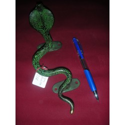 bronzo cobra manico 23 centimetri