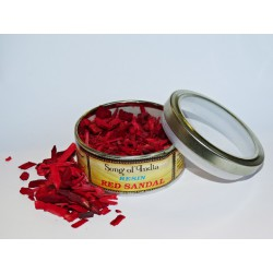 Incenso in resina naturale SANTAL ROSSO