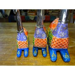 Testa di Buddha di pietra