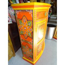 Pomelli dei cassetti porcellana turchese outremer