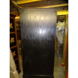 Manico in bronzo animal musicista tambour vert