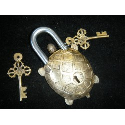 Tartaruga o bronzo lucchetto