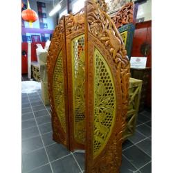 Tovaglie di broccato a picco 110x110 cm bianco