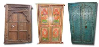 porte indiane