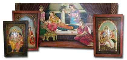 Dipinti indiano