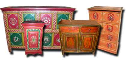 mobili tibetani