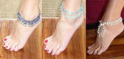 Cavigliere indiane