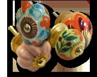 Pomelli in porcellana